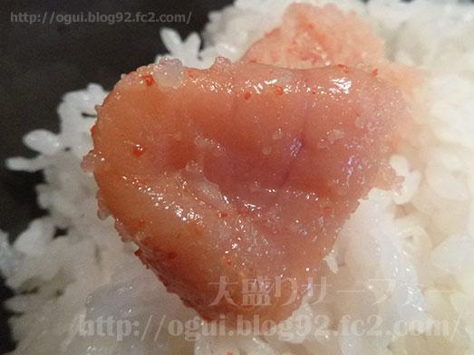 やまや新橋店で辛子明太子食べ放題ランチ021