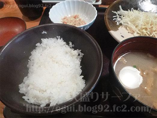 やまや新橋店で辛子明太子食べ放題ランチ023