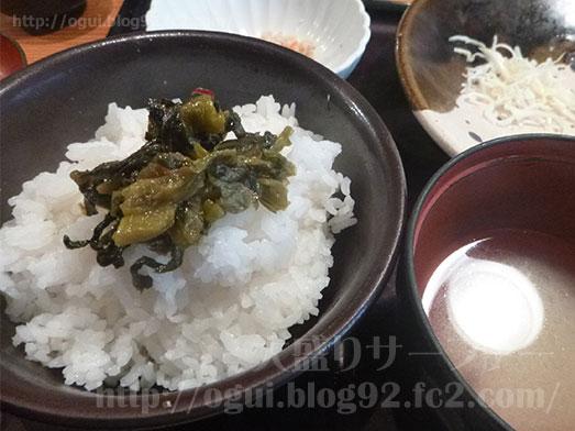 やまや新橋店で辛子明太子食べ放題ランチ028