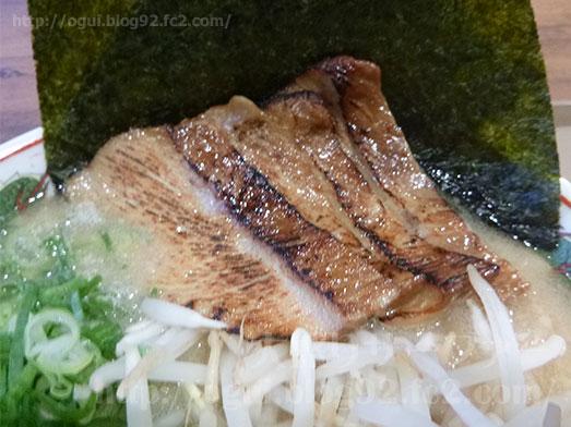 博多だるま炙りトロ肉チャーシュー麺イオンモール幕張018