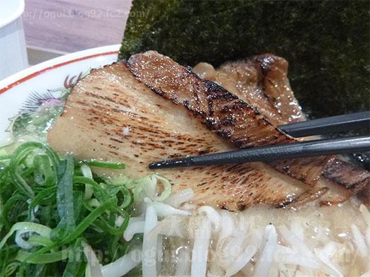 博多だるま炙りトロ肉チャーシュー麺イオンモール幕張019