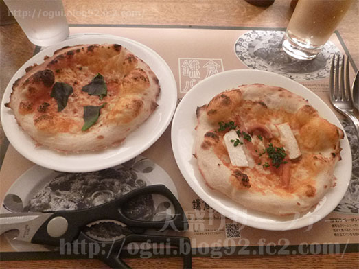 鎌倉パスタ秋葉原店でピザ食べ放題054