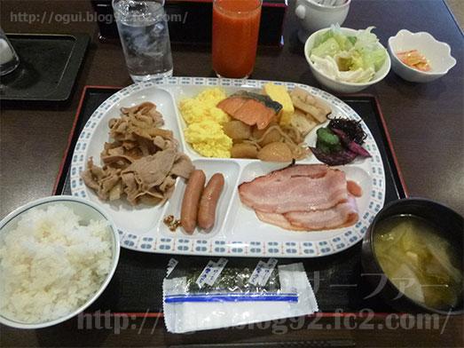 バーディホテル千葉レストランボギー朝食バイキング009