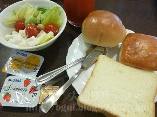 バーディホテル千葉レストランボギー朝食バイキング022