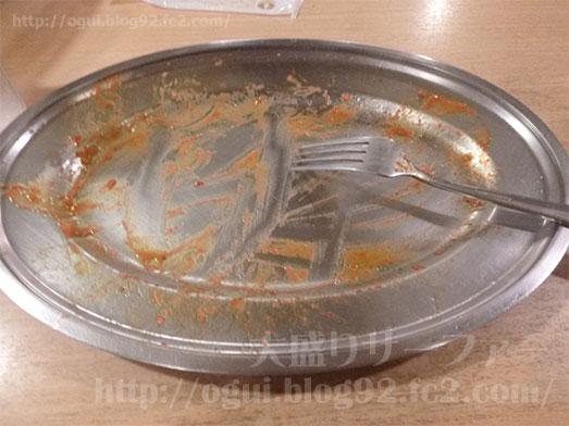スパゲッティーのパンチョでミートソース大盛り全部のせ024