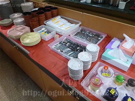 太陽楼海浜幕張店の中華食べ放題バイキング036