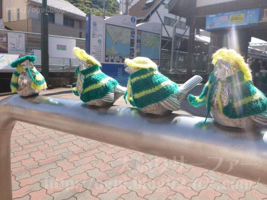 江の島しらす問屋とびっちょウルトラ怪獣散歩006