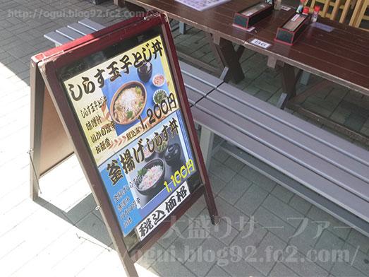 江ノ島とびっちょしらすのかき揚げ丼039