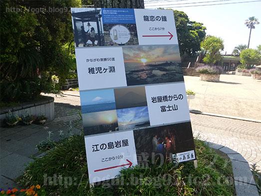 しらす問屋とびっちょランチ後に江の島散歩067