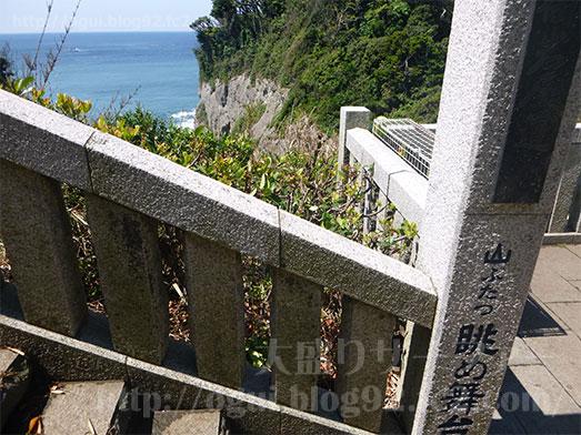 しらす問屋とびっちょランチ後に江の島散歩071