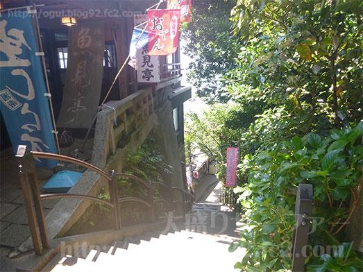しらす問屋とびっちょランチ後に江の島散歩085