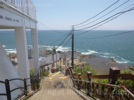 しらす問屋とびっちょランチ後に江の島散歩088