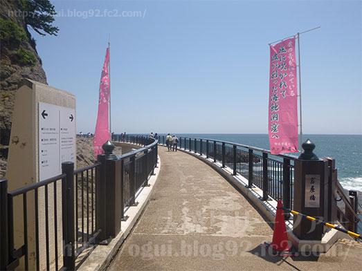 しらす問屋とびっちょランチ後に江の島散歩089