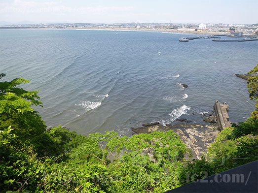 しらす問屋とびっちょランチ後に江の島散歩092