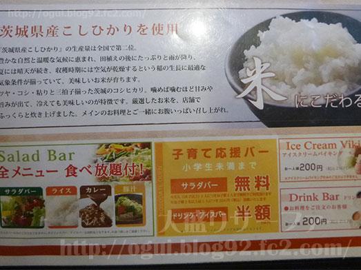 とんかつまる藤の新習志野店カレーバイキング021
