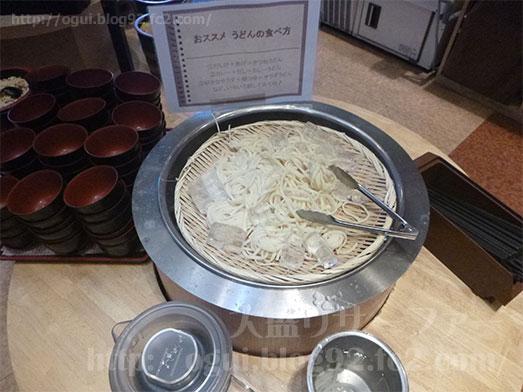 とんかつまる藤食べ放題バイキングたれカツ丼038