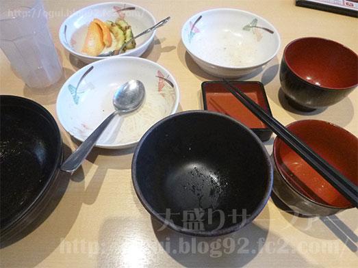 とんかつまる藤食べ放題バイキングたれカツ丼063