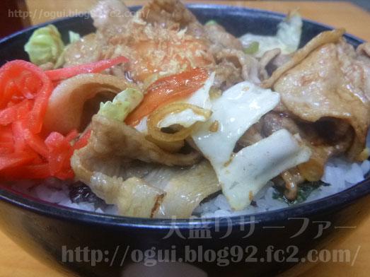 上野のラーメンちゃんぷのすた丼036