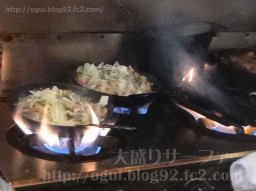 青戸の洋食やまぐちさん焼肉野菜定食ご飯大盛り015