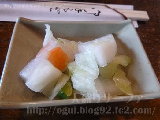 青戸の洋食やまぐちさん焼肉野菜定食ご飯大盛り019
