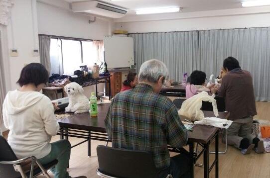 木彫 テラコッタ 大泉カルチャースクール