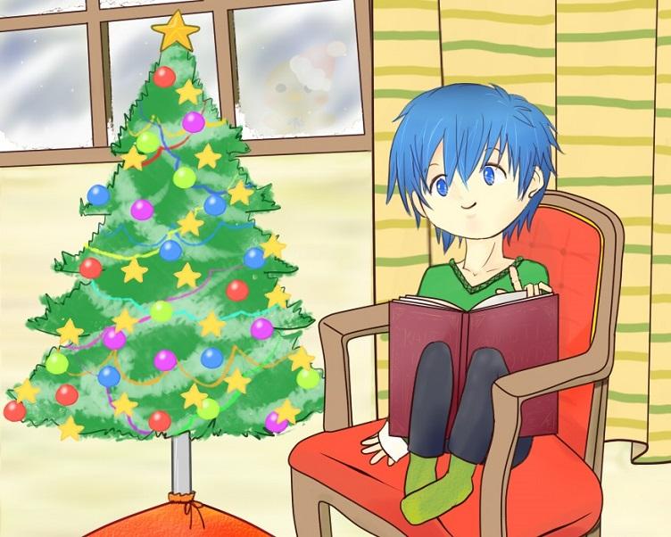 クリスマスまで あと・・・