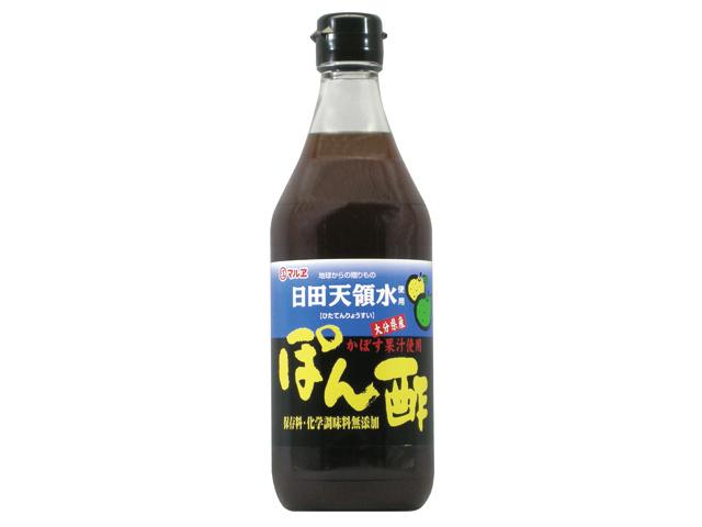 日田天領水ポン酢 500ml