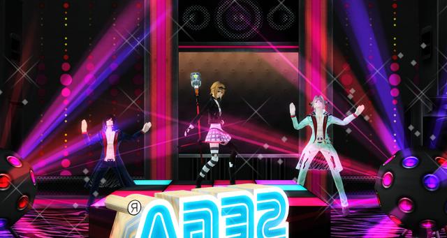 【PSO2】アイドル