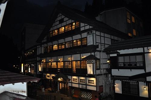 銀山温泉3