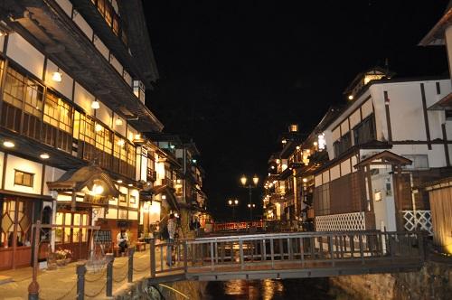 銀山温泉6