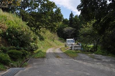 立石への道3
