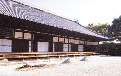 大徳寺方丈