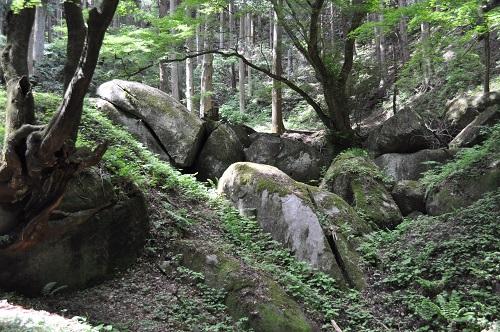 奥宮巨石群2