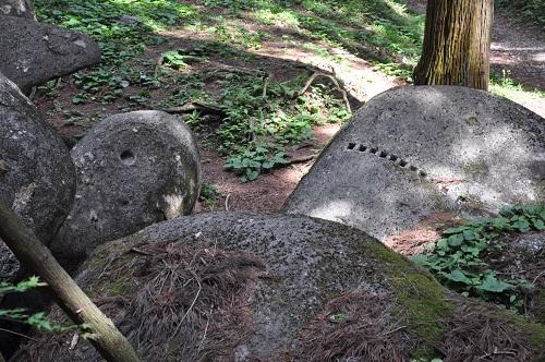奥宮巨石群9