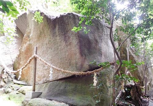 甑岩後ろ1