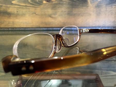 djual デュアル セルロイド メガネフレーム アンダーリム クラシック 眼鏡 めがね屋 新潟県 取扱い