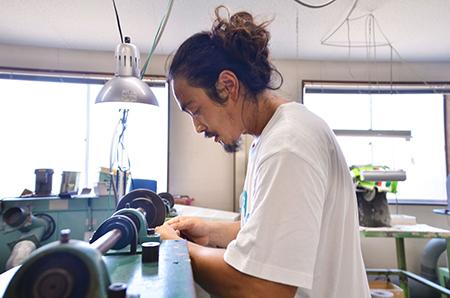 ハンドメイド めがね 日本製 手作り 職人