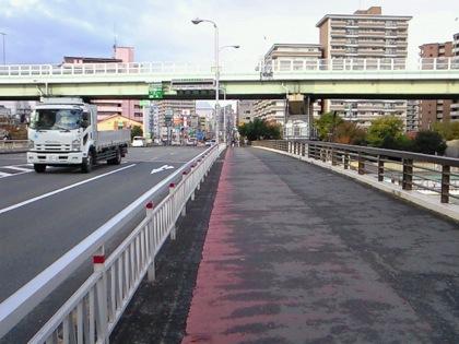 都島橋 - とある大阪の風景。