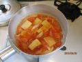 高野豆腐のチリ玉丼4