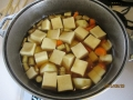 高野豆腐の筑前煮風5