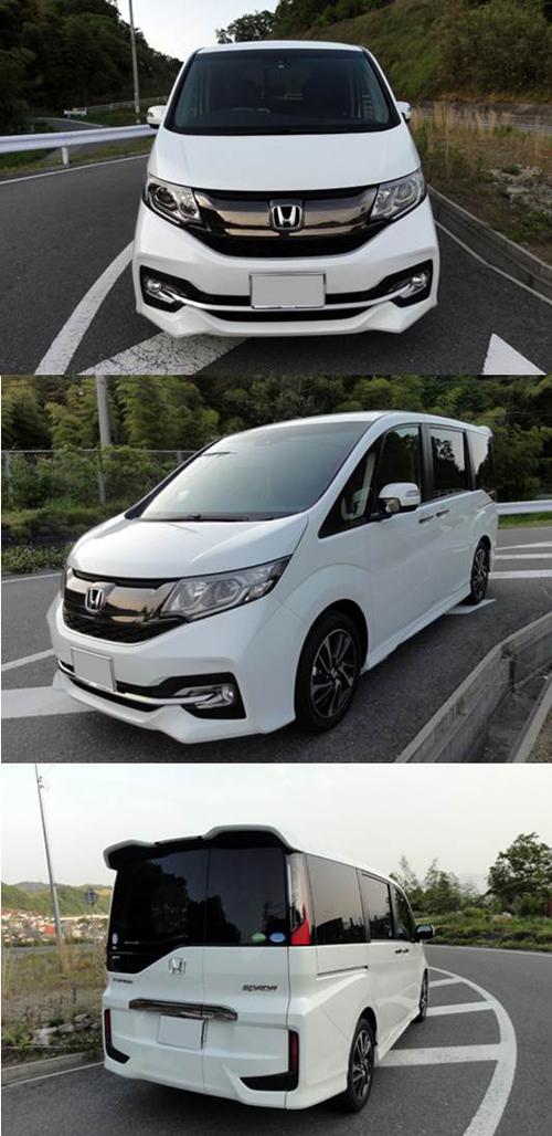 ステップワゴンデザイン