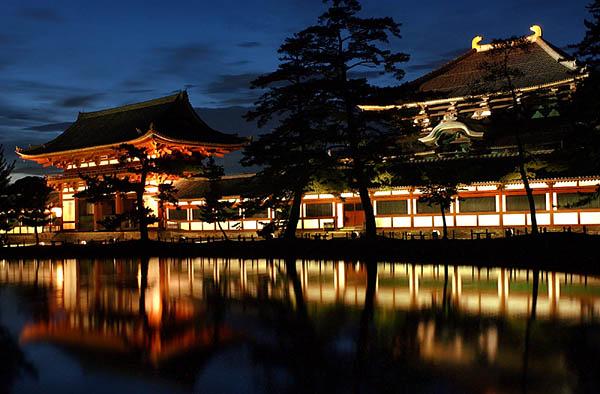 東大寺夜景