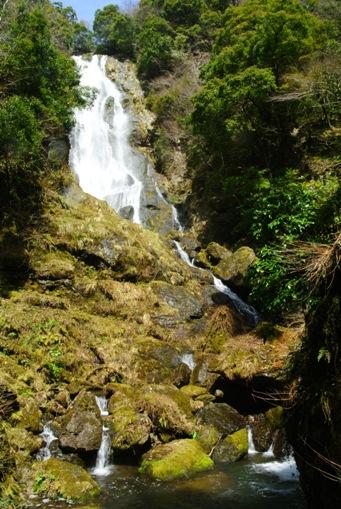 神庭の滝15神庭の滝全景