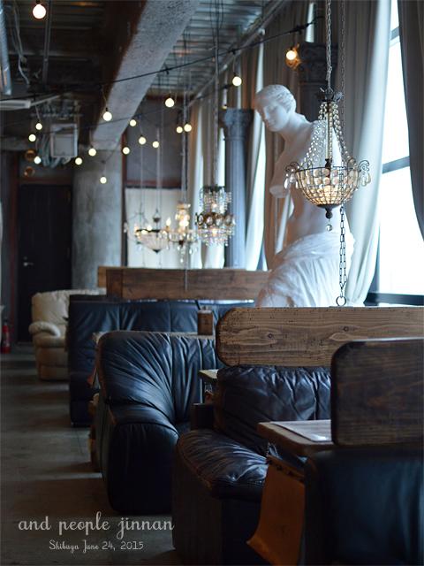 【cafe】and people jinnan@渋谷 - ひとくちちょーだい。-パンケーキ&カフェめぐりblog-