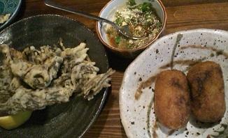 久米島みそ味のライスコロッケ