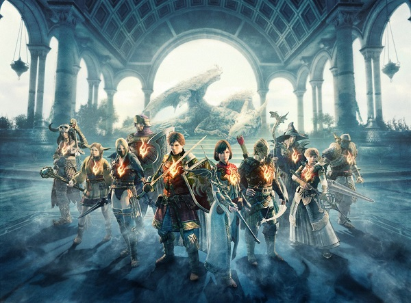 PS4 PS3 ドラゴンズドグマ オンライン クローズドベータテスト