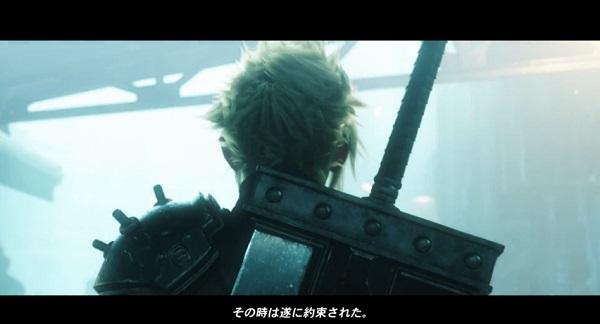 PS4 ファイナルファンタジー7 FINALFANTASYⅦ フルリメイク fullremake 今年の冬