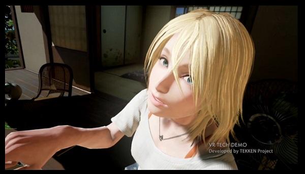 PS4 サマーレッスン summer-lesson Project Morpheus プロジェクトモーフィアス 3D ヘッドマウントディスプレイ