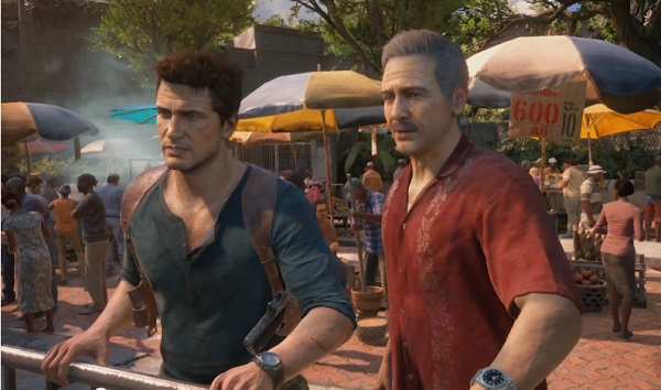 PS4 アンチャーテッド UNCHARTED 4 E3