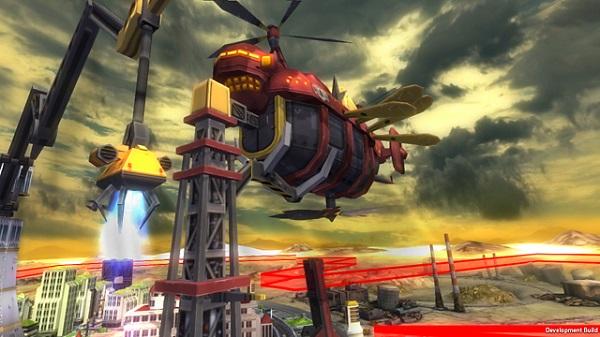 PS3 PSVITA PSVITATV 絶対迎撃ウォーズ 都市防衛アクション